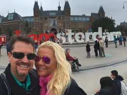 I am Amsterdam! , Tamerella - August 2015