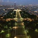 Evite as filas: Excursão Noturna para a Torre Eiffel, Paris, França