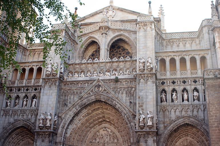 Catedral de Santa Mar�a de Toledo - Madrid