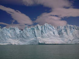 Le glacier Perito Moreno vu du bateau , Corinne P - November 2013