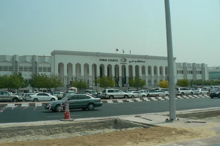 Dubai Court House - Dubai