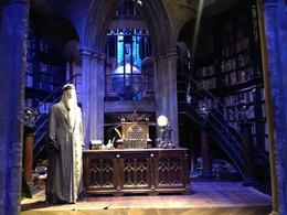 Dumbledore's office , Emilie M - January 2015