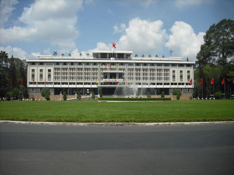 Former President's Palace - Ho Chi Minh -