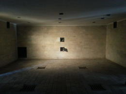 Gas chamber @ the Crematorium , Christine M - April 2014