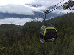 riding for 12 minutes, going up 2790 feet , Karen K - July 2016