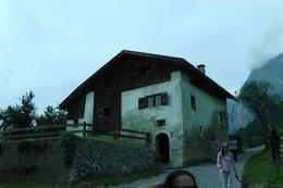 This is the famous Heidi's house from the original movie. , Luz P - July 2014