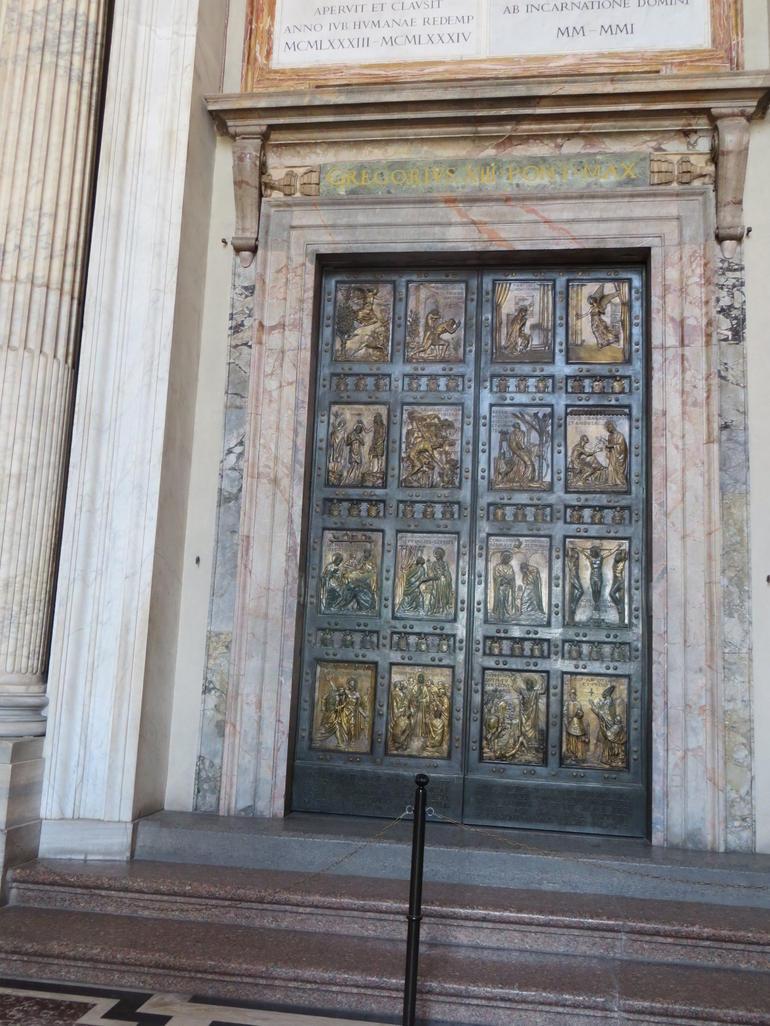 Holy Door - Rome