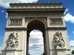 Arc De Triomphe , Dale S - May 2011