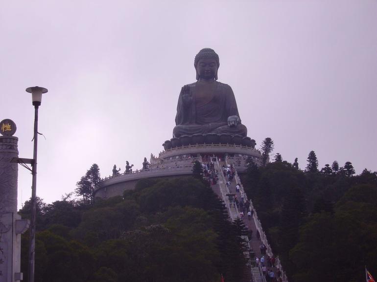 Large Buddha - Hong Kong