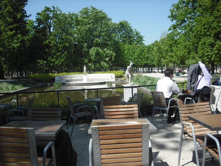 Luch time - Paris
