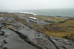Met de bus bij The Burren , Peter B - February 2016