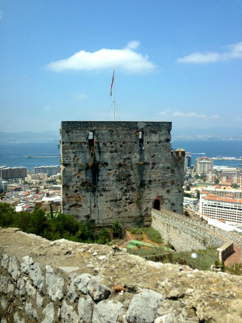 Moorish Castle - Malaga