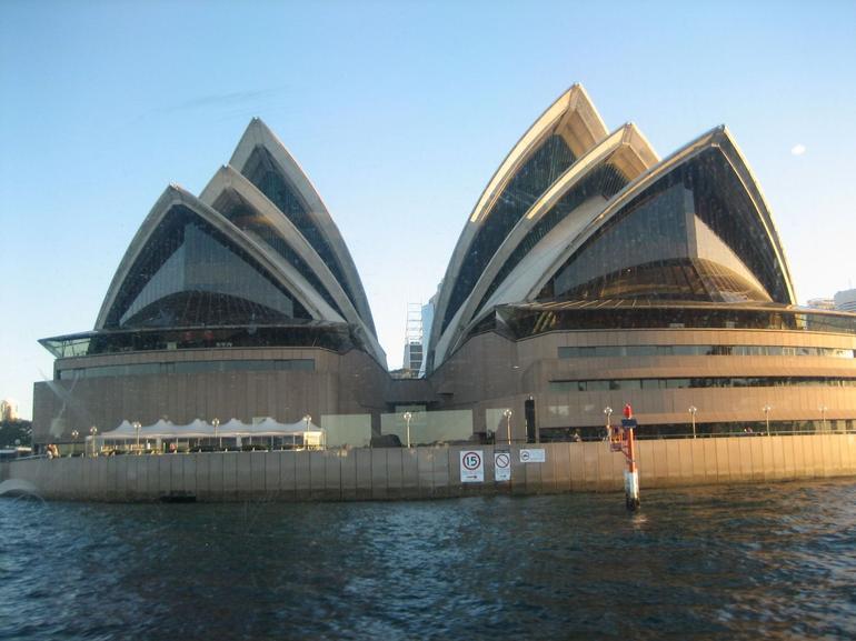 Opera house again - Sydney