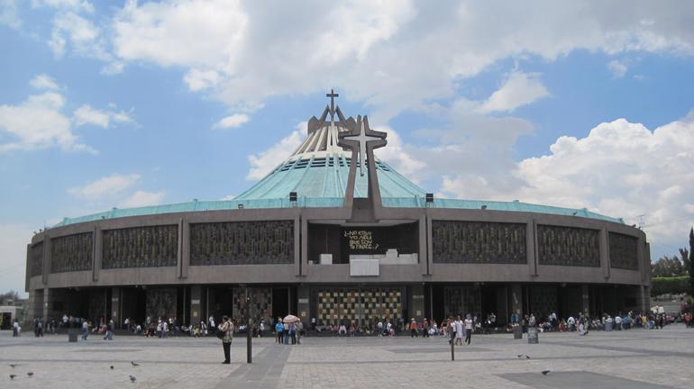 Shrine - Mexico City