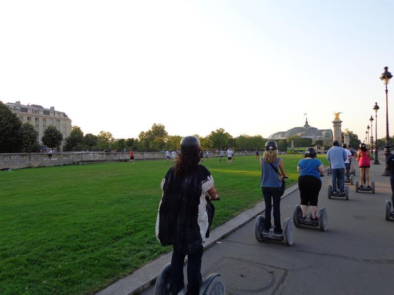 So exhilarating! - Paris