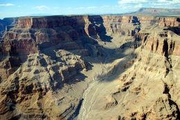 Après le survol de l'Hoover Dam, entrée dans le Grand Canyon , Manuel V - August 2015