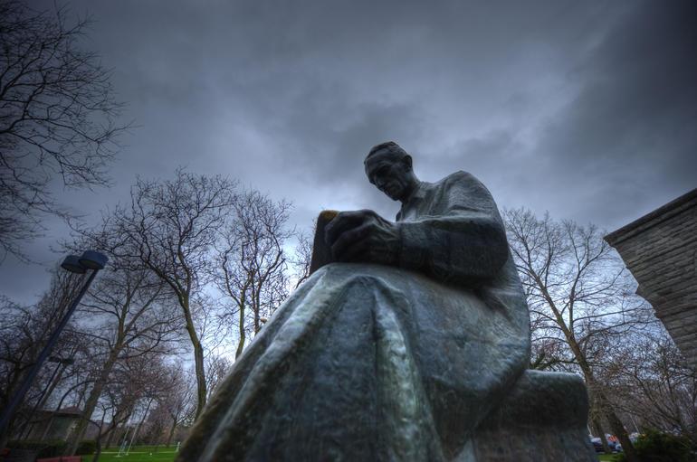 Tesla Statue - New York City