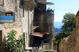 The Luberon village of Gordes - November 2011