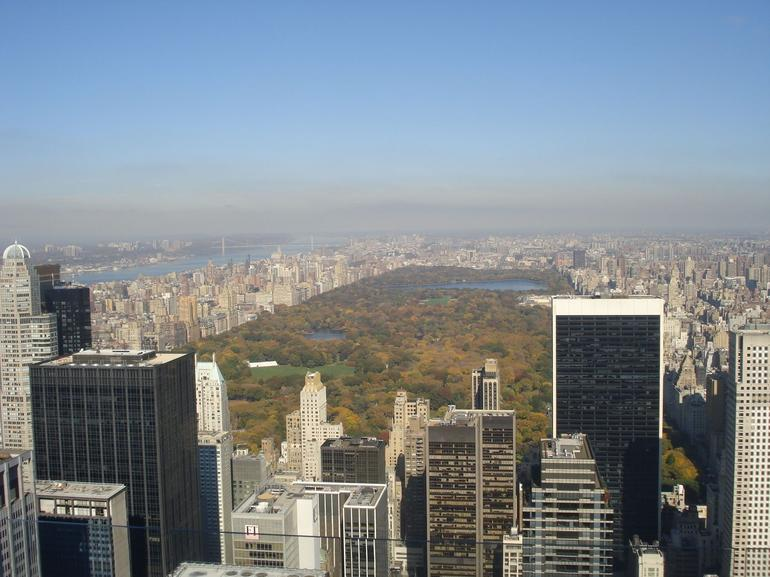 Top of the Rock Observation Deck, New York - New York City