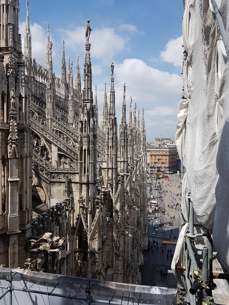 Skip the Line: Milan Cathedral and Rooftops by Elevator Ticket photo 26