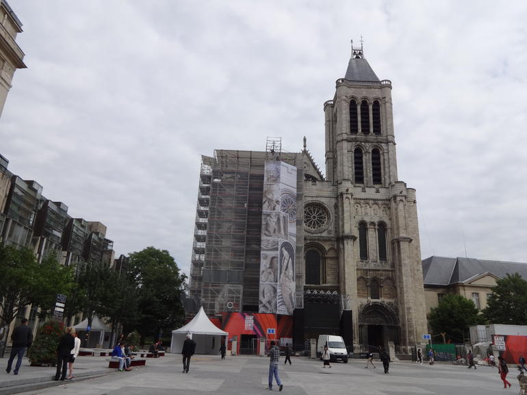 Basilica St Denis - Paris