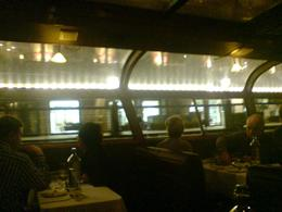 Inside the boat., Marie D - October 2008