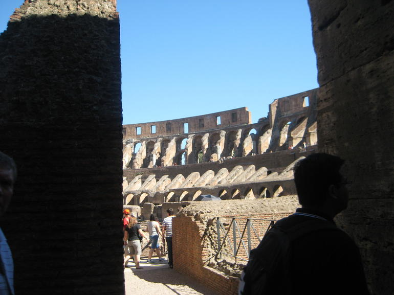 colleseum and rome and Capril 001 (54) - Rome