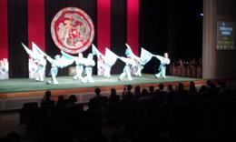 Dancing and acrobatics , ROBERT B - October 2016