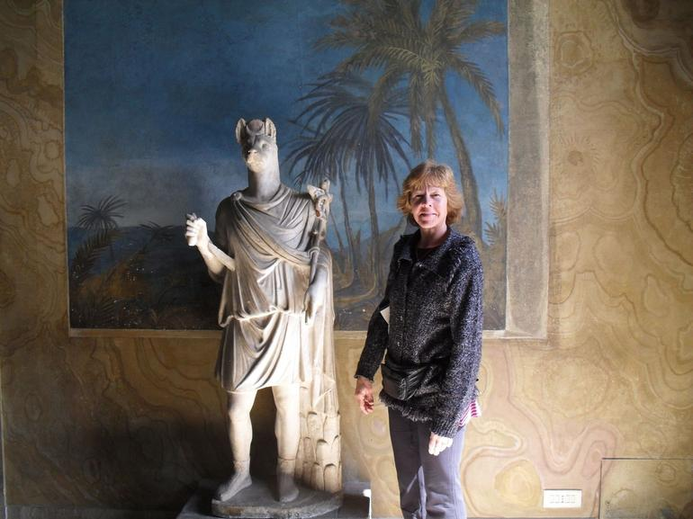Egyptian Statue - Rome