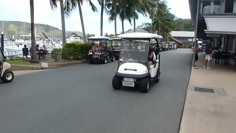 Harbour Road - Airlie Beach