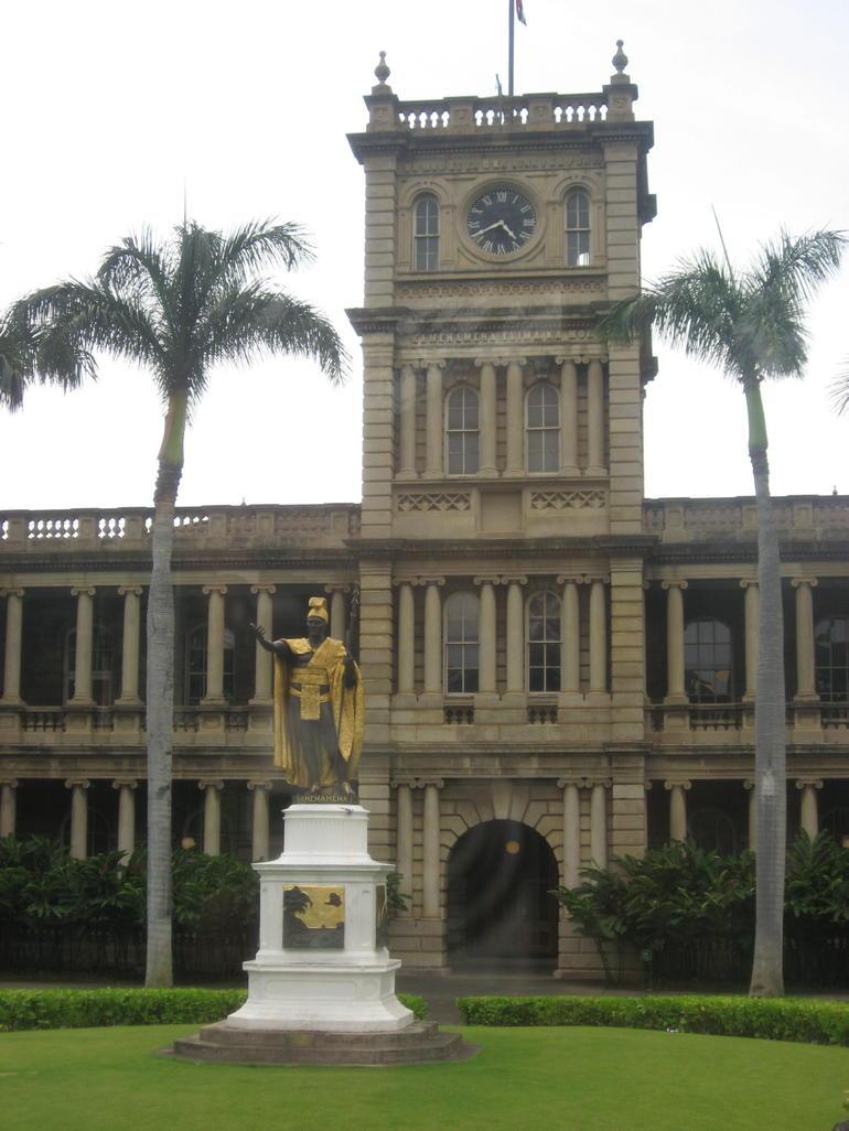 Kamehameha I - Oahu