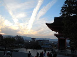 Kyoto Sunset , Alexius D - January 2015