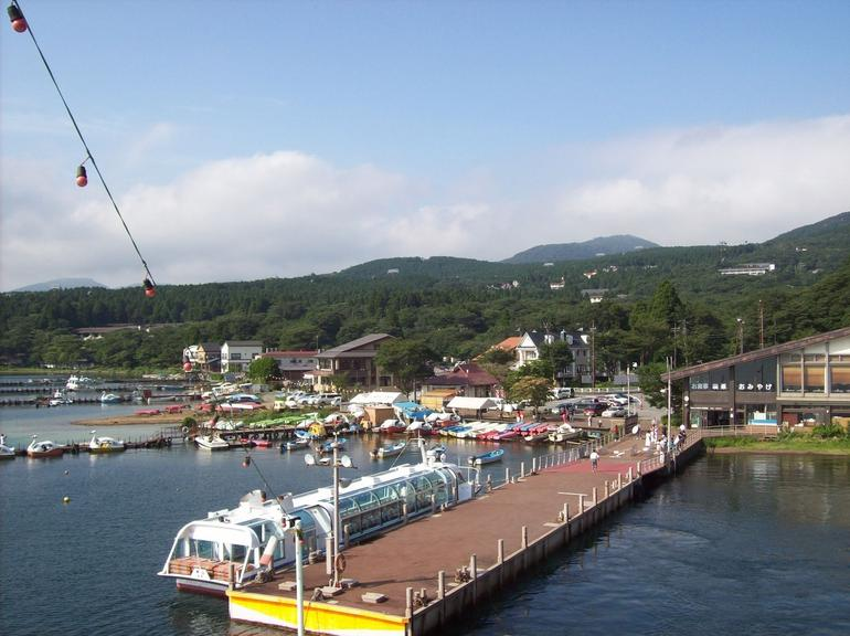 Lake Ashi Port - Tokyo