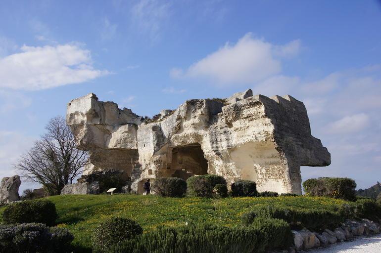 les baux de provence - Avignon