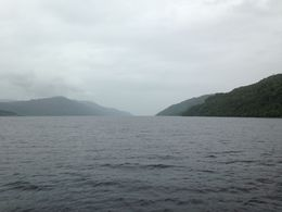 Loch Ness , Katya I - July 2016