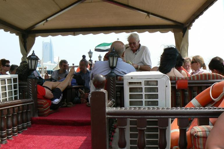 On the Boat - Dubai