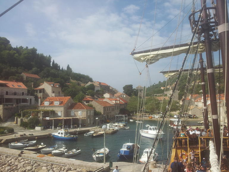 One of the Island - Dubrovnik