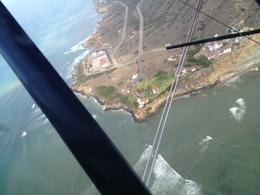 Trying to get a good shot of the old lighthouse on Point Loma. , cindy s - September 2012