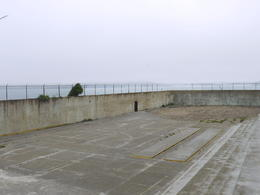 The Recreation Yard at Alcatraz , Chloejay - October 2011