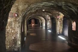 Underground tour at Moet y Chandon , Stephen S - September 2014