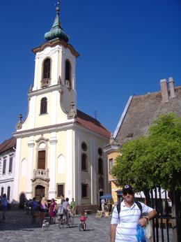 The main square of Visegrad, Mario A - July 2010