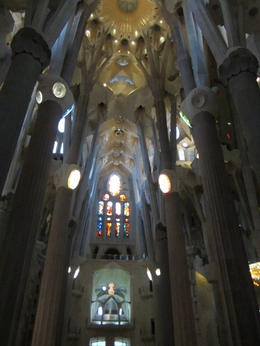 La Sagrada Familia , Alan C - January 2017