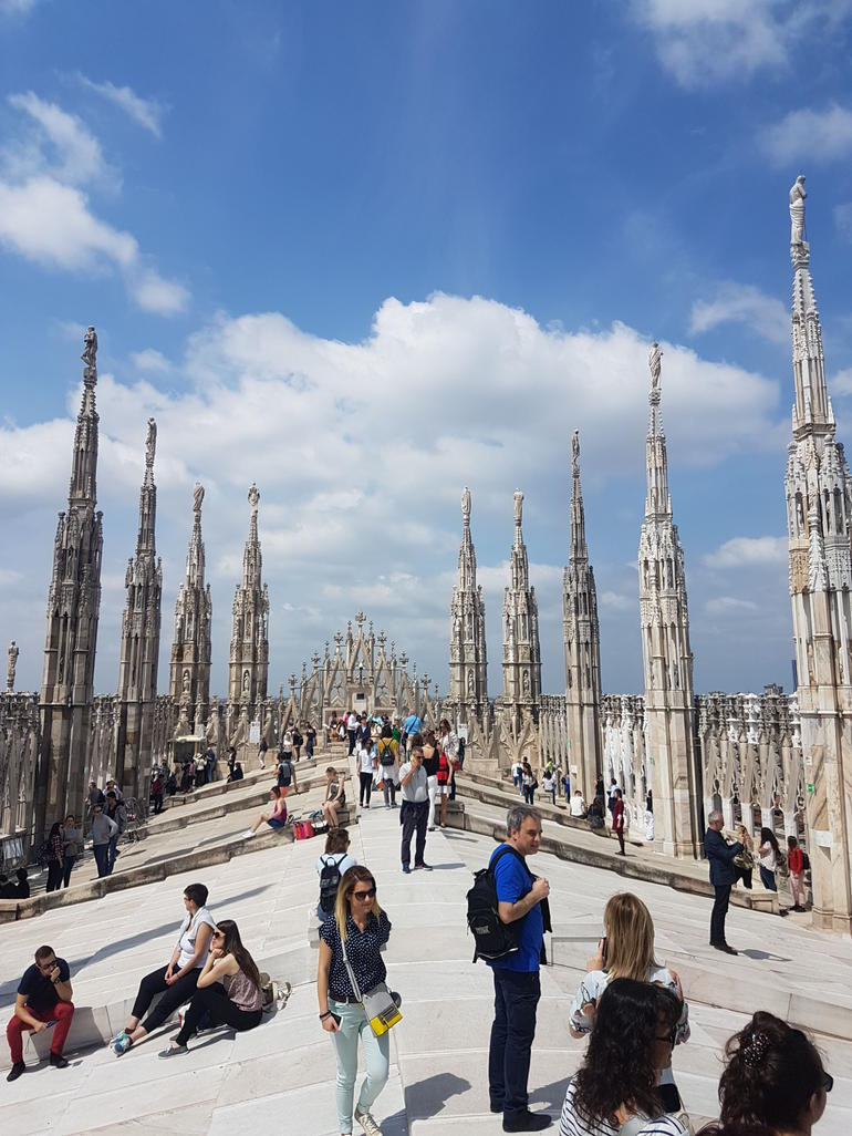 Skip the Line: Milan Cathedral and Rooftops by Elevator Ticket photo 25