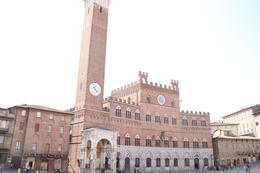 Piazza del Campo , Eric D - August 2017