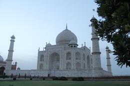Taj Mahal at dusk - September 2012