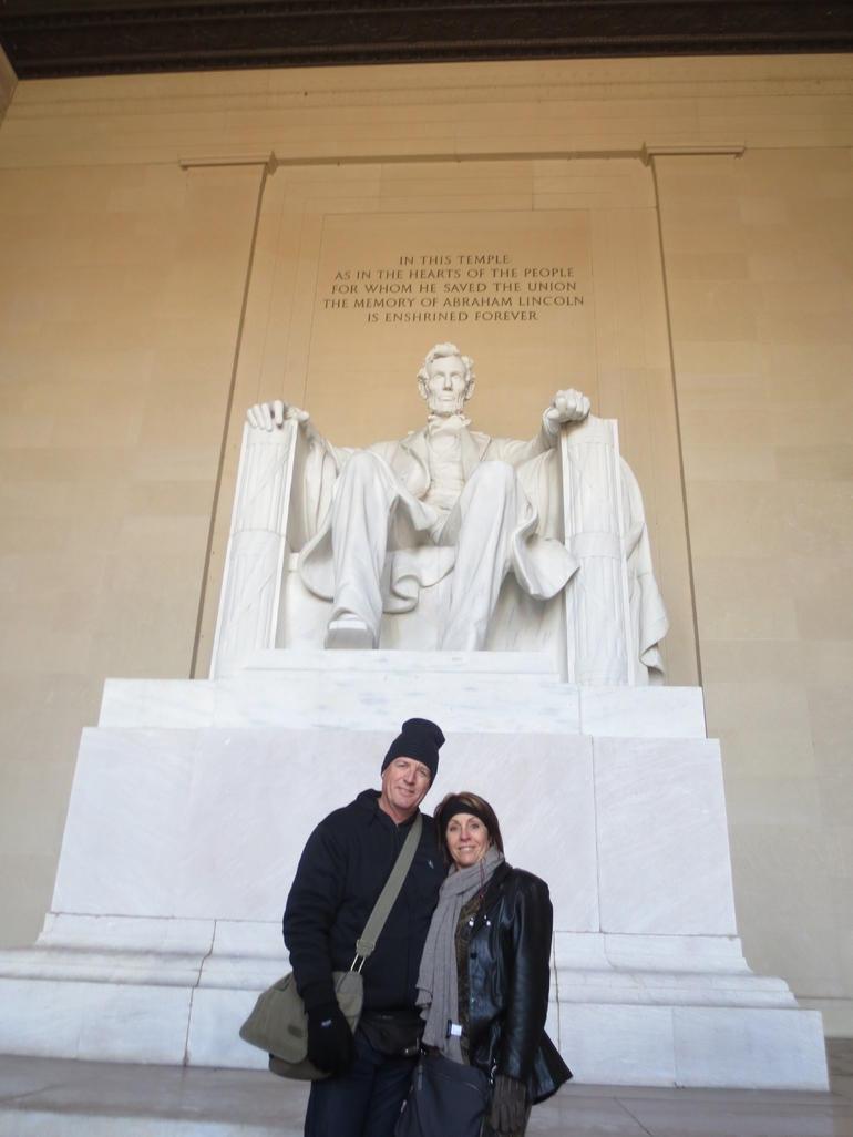 Abraham Lincoln Washington - New York City