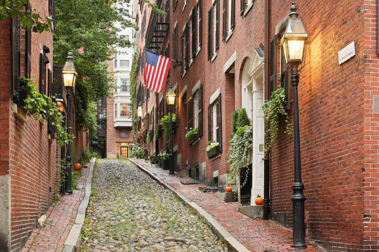 Beacon Hill Boston - Boston