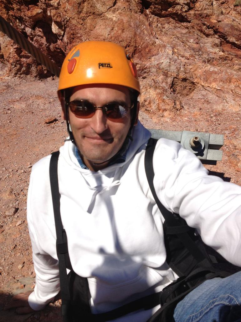 Bootleg Canyon Zipline - Las Vegas