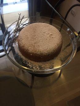 Creamy, dreamy ricotta cake , Tamara L - June 2015