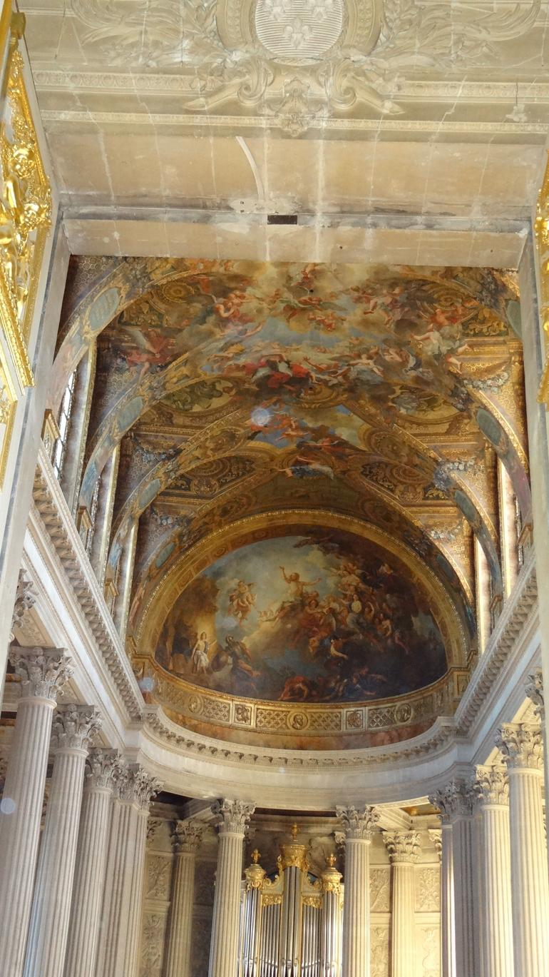 Ceilings of Versaille - Paris